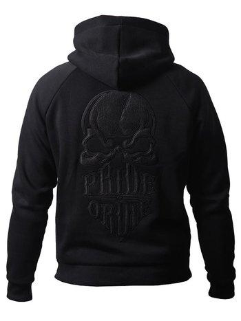 Pride or Die Pride or Die Hoody Sweater Reckless Full Black
