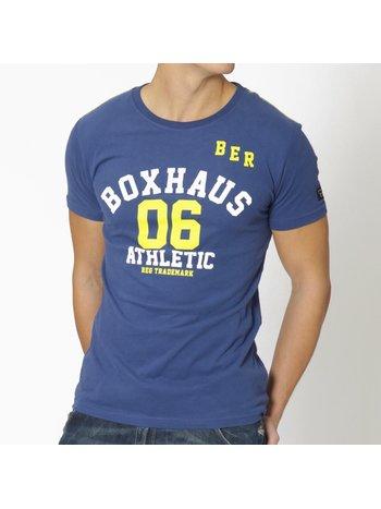 Sportief BOXHAUS Trust T Shirt Blauw