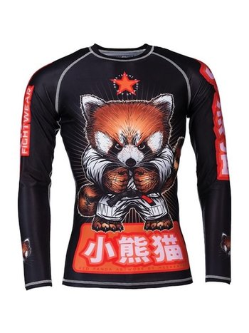 Tatami Fightwear Tatami x Meerkatsu Red Panda Rash Guard