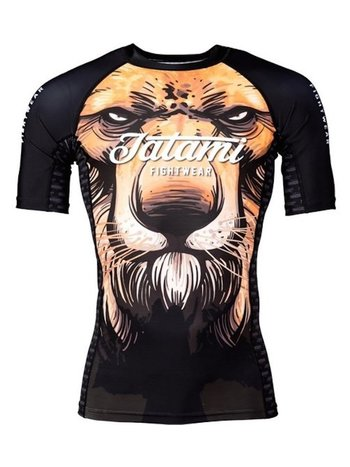 Tatami Fightwear Tatami Chris Burns Lion Rash Guard