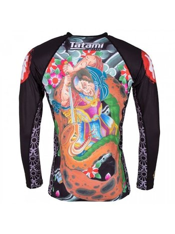 Tatami Fightwear Tatami Japan Series Samurai Fighter Rash Guard
