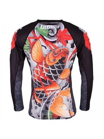 Tatami Fightwear Tatami Japan Maple Koi Rash Guard
