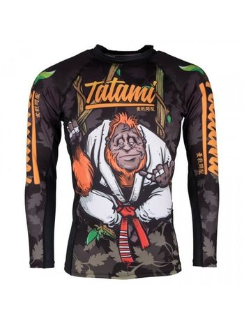 Tatami Fightwear Tatami Hang Loose Orang-Oetan Rash Guard