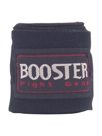 Booster Booster BPC Kickboksbandages Zwart 250 cm