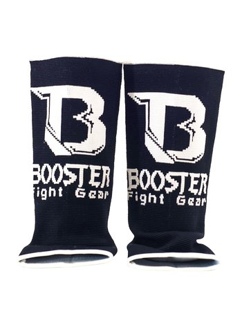 Booster Booster Ankle Guards AG Pro Black Booster Fightstore