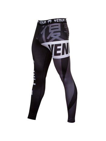Venum Venum Revenge Legging Spats Tights Zwart Grijs