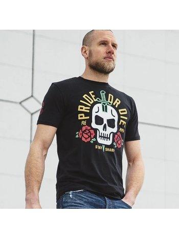 Pride or Die PRiDEorDiE T-Shirt Stay Sharp Schwarz