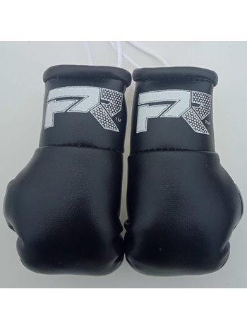 PunchR™  PunchR Mini Carhanger Bokshandschoenen Zwart Wit