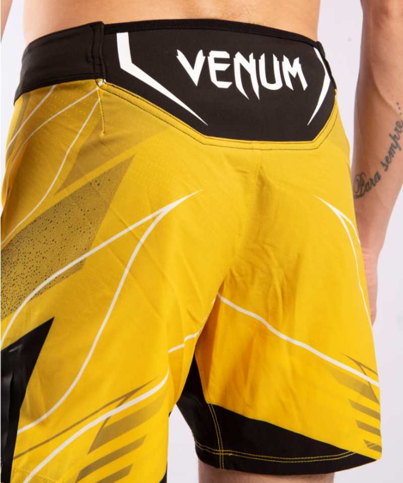 UFC UFC x Venum Pro Line Men's Fight Shorts Yellow