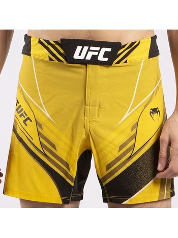 Venum UFC x Venum Pro Line Men's Fight Shorts Yellow