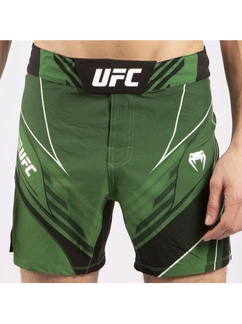 UFC UFC x Venum Pro Line Heren Fight Shorts Groen