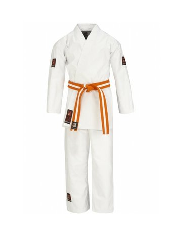 Matsuru Matsuru Karate pak Allround Wit