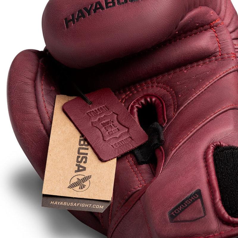 Hayabusa Hayabusa Kanpeki T3 LX Boxing Gloves Crimson