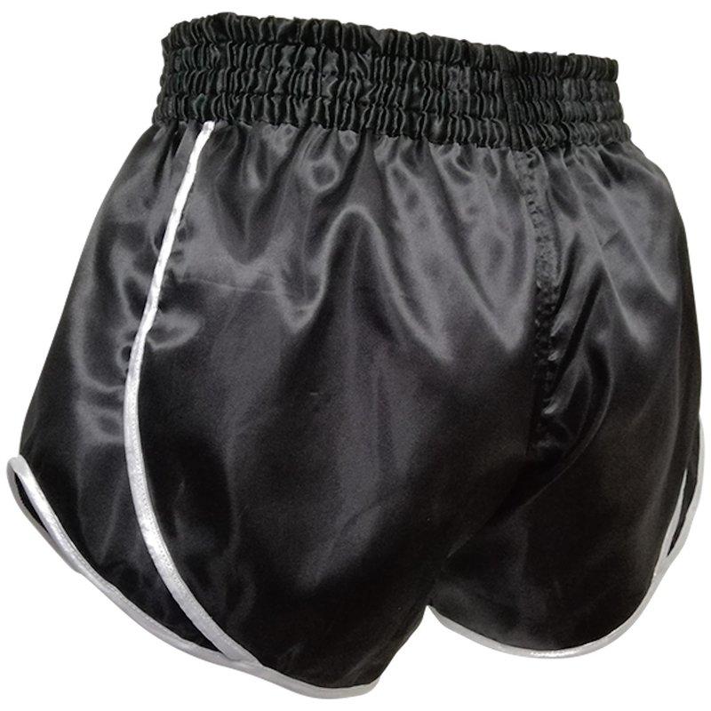 Booster Booster Muay Thai Shorts Retro Slugger 3 Black
