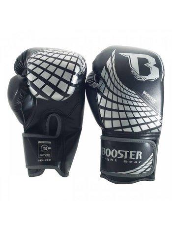 Booster Booster BFG CUBE Bokshandschoenen Zwart Zilver