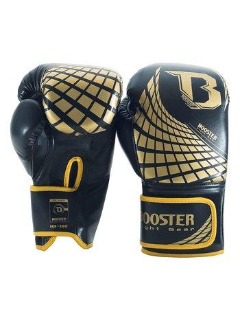 Booster Booster BFG CUBE Bokshandschoenen Zwart Goud