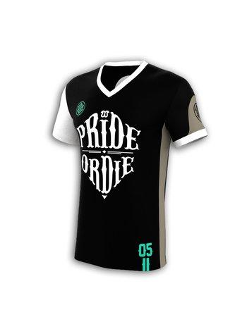 Pride or Die PRiDEorDiE AllSports T-Shirt RECKLESS 05 Black