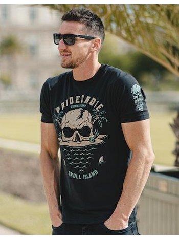 Pride or Die PRiDE or DiE T-shirt PoD Island Black