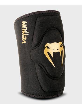 Venum Venum Knee Protection Kontact Gel Kneepads Black Gold