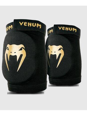 Venum Venum Kontact Ellenbogenschutz Schwarz Gold