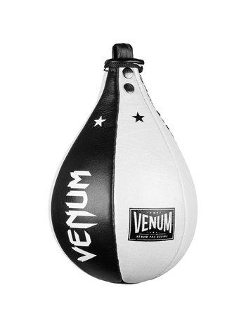 Venum Venum Hurricane Speed Bag Schwarz Weiß Premium PU