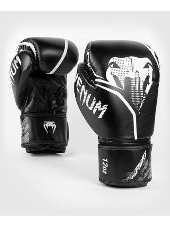 Venum Venum Contender 1.2 Boxhandschuhe Schwarz Weiß PU