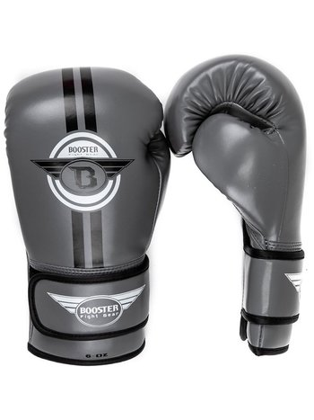 Booster Booster Kids Boxing Gloves BG Youth ELITE 1 Grey - Copy