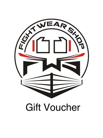 Fightwear Shop Geschenkgutschein Fightwear Shop