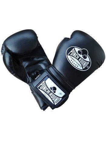 PunchR™  Punch Round ™ Combat Sports Kickboxing Boxing Gloves Skyntex
