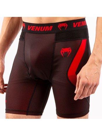 Venum Venum NoGi 3.0 Vale Tudo Compression Short Zwart Rood