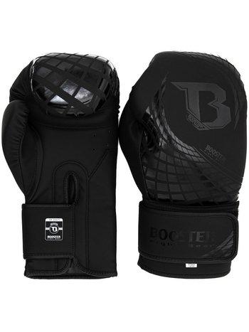 Booster Booster BFG CUBE Boxing Gloves Black Black