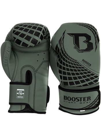 Booster Booster BFG CUBE Boxing Gloves Green