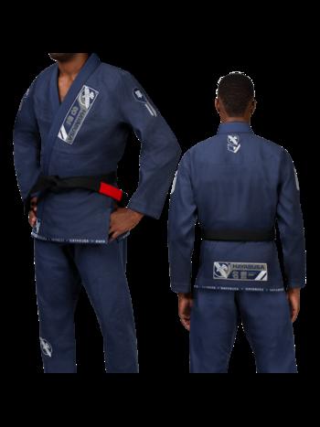 Hayabusa Hayabusa Ascend Lightweight Jiu Jitsu Gi Blue