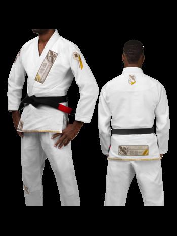 Hayabusa Hayabusa Ascend Lightweight Jiu Jitsu Gi Weiß - Copy