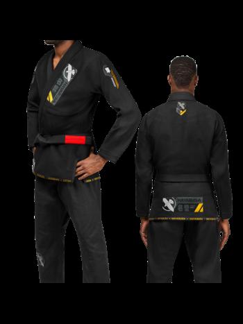 Hayabusa Hayabusa Ascend Leichter Jiu Jitsu Gi Schwarz