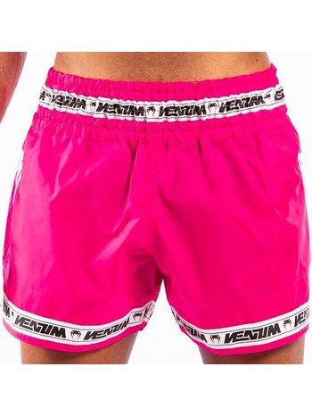 Venum Venum PARACHUTE Muay Thai Kickboxing Shorts Neon Rosa