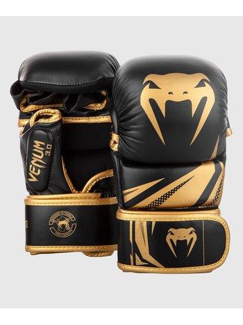 Venum Venum Challenger 3.0 MMA Sparring Handschuhe Schwarz Gold