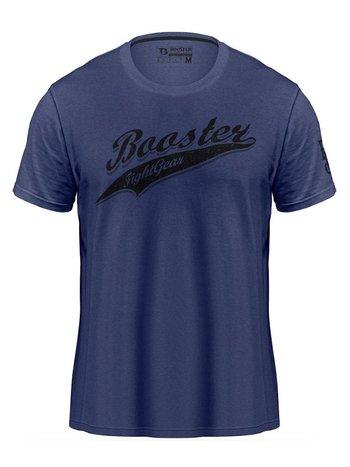 Booster Booster Vintage Slugger T Shirt Blauw