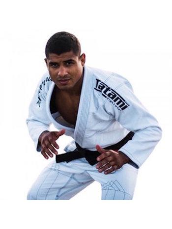 Tatami Fightwear Tatami X JT Torres Persverantia Limited Edition BJJ GI White