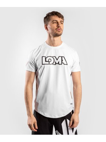 Venum Venum LOMA Origins Dry-Tech T-Shirt Weiss