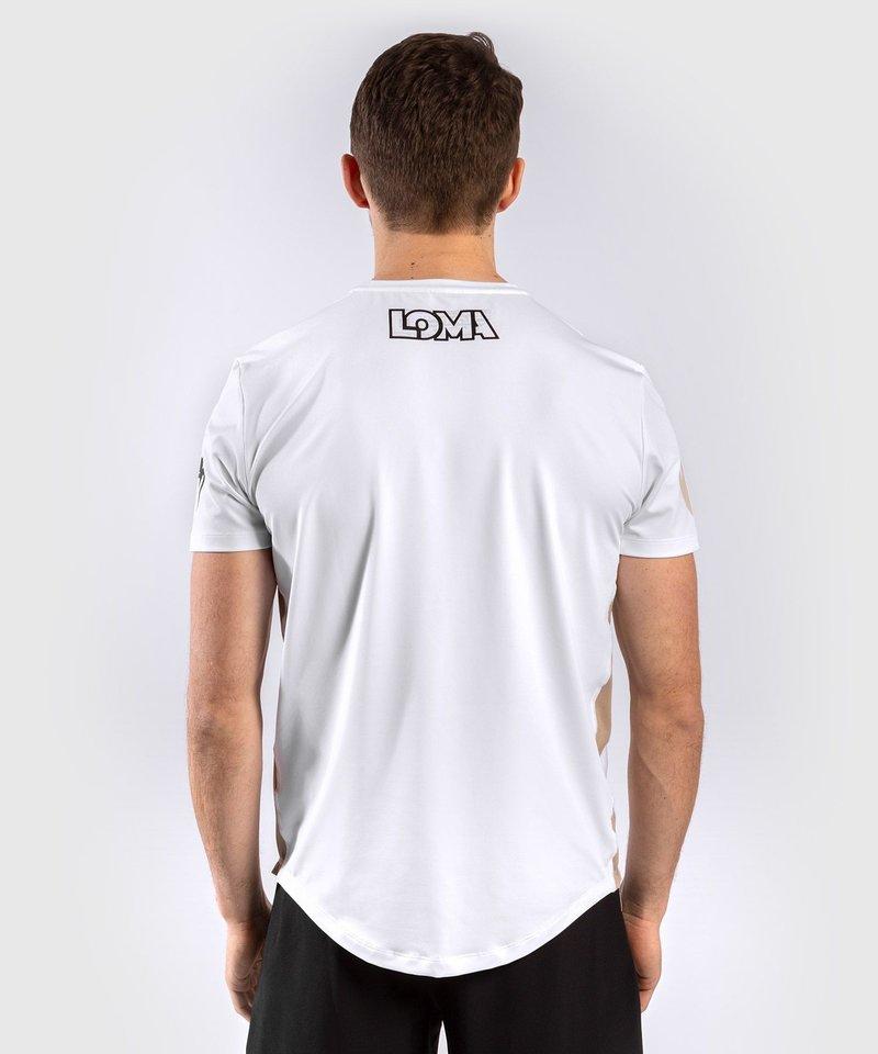 Venum Venum LOMA Origins Dry-Tech T Shirt White