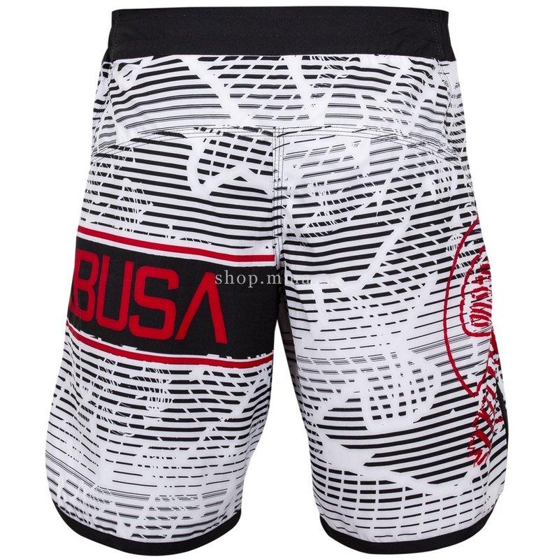 Hayabusa Hayabusa Flex Fight Shorts White MMA Training Short