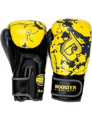Booster Booster Kids Boxing Gloves BG Youth Marble Yellow