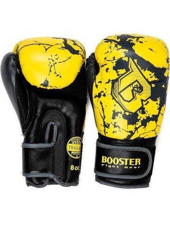 Booster Booster Kinder Boxhandschuhe BG Jugend Marmor Gelb