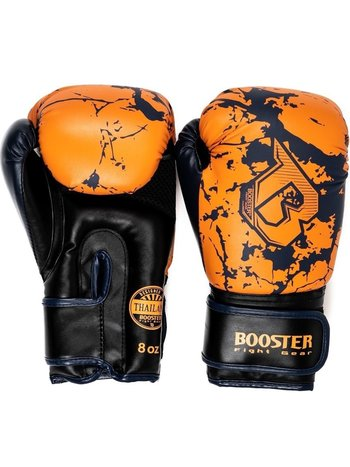 Booster Booster Kids Boxing Gloves BG Youth Marble Orange