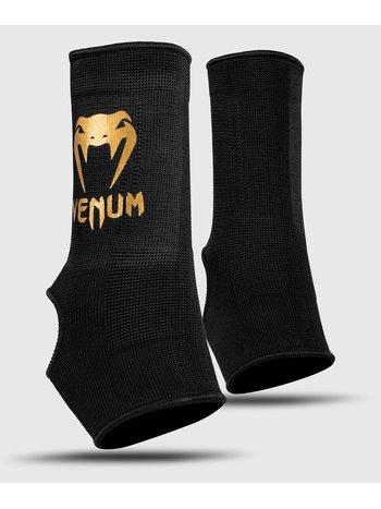 Venum Venum Enkel Sokjes Kontact Ankle Support Zwart Goud