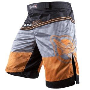 Hayabusa Hayabusa Kyoudo Prime MMA Fight Shorts Oranje by Hayabusa