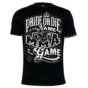 """Pride or Die Pride Or Die Kampfkunst-Kleidung T-Shirt """"IDENTITY"""""""