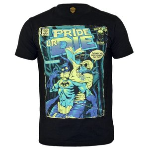 """Pride or Die Pride Or Die Vechtsport Kleding T-Shirt """"CoMiX"""""""