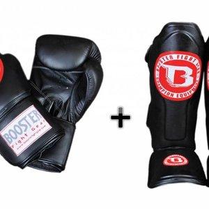 Booster Booster Kickboxing Set Combi Deal